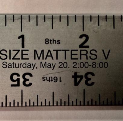 Size Matters V