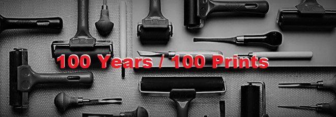 100 Years / 100 Prints