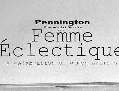 Femme Éclectique : A Celebration Of Women Artists
